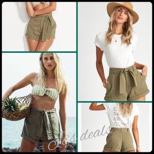 🔥 billabong day after day green shorts 🔥